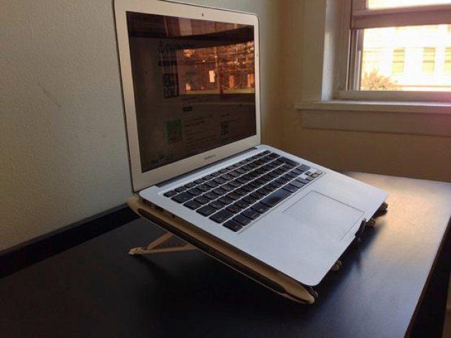 Macbook Air 熱 Camino マルチスタンド
