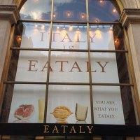 ニューヨーク Eataly イータリー