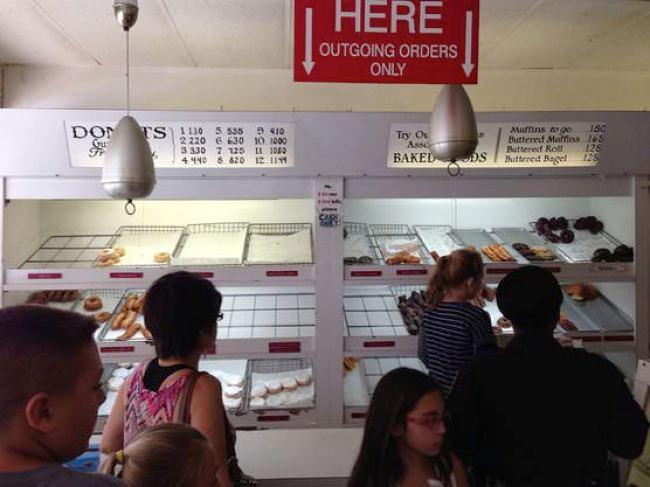ブルックリン ドーナツ Peter Pan Donut & Pastry Shop