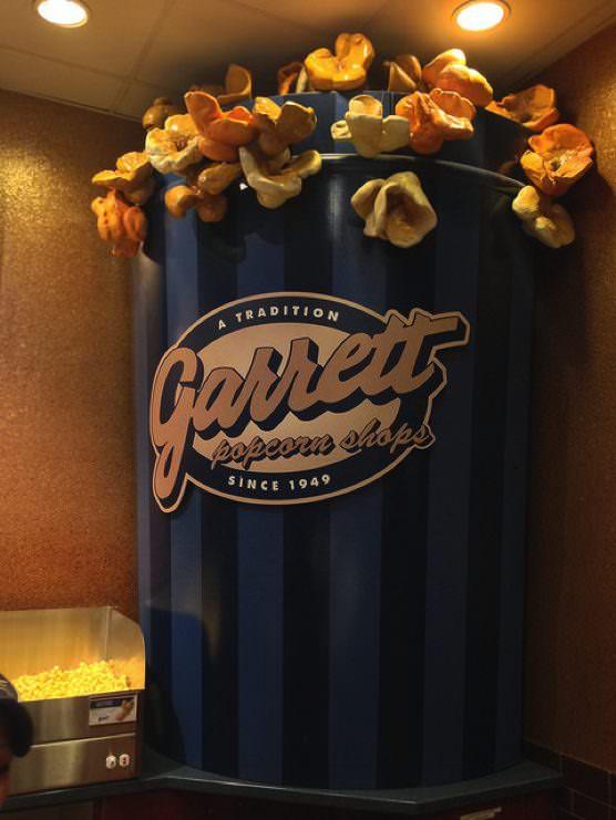 ニューヨーク  Garrett Popcorn (ギャレット・ポップコーン)