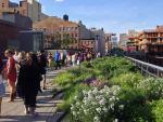 そこはまるで空中庭園ー。NYの散歩街道ハイラインで優雅な観光を。