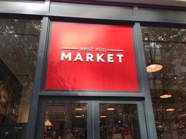 ニューヨーク ブルックリン ダンボ west elm MARKET
