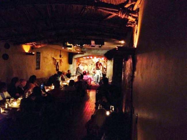 ニューヨーク Sugar Barのライブ風景