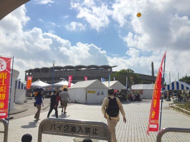 沖縄グルメ頂上決戦入り口