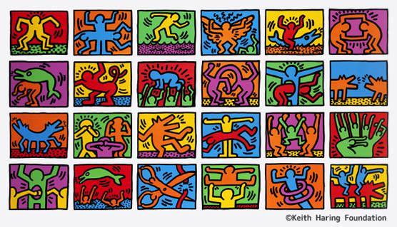Keith Haring (キース・ヘリング)