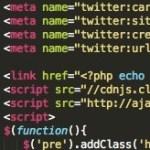 Stingerにソースコードを表示する『Highlight.js』を実装しました