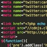 ソースコードを表示 Highlight.js