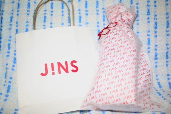 JINS PC クリアレンズ