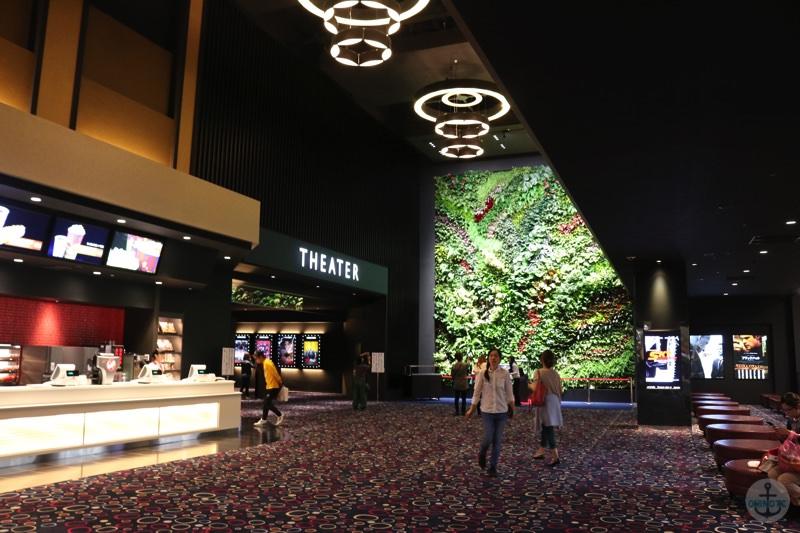 沖縄ライカム4F映画館