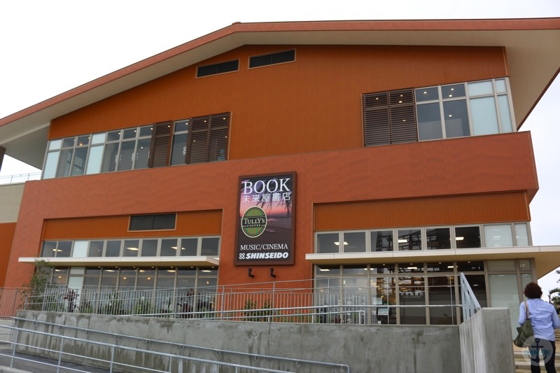 1F未来屋書店