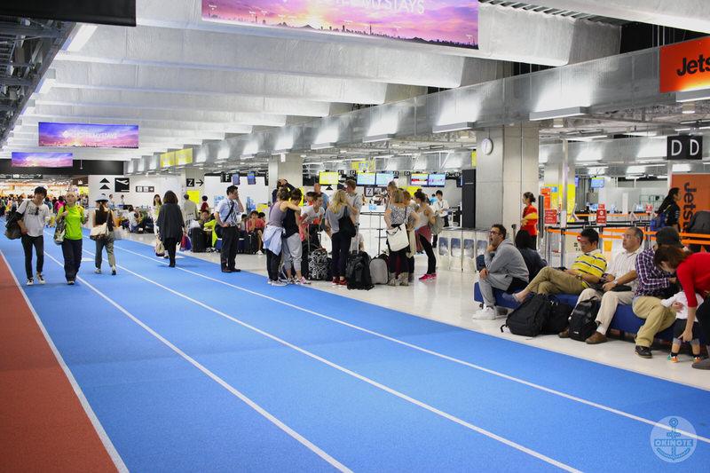 成田空港第3旅客ターミナル