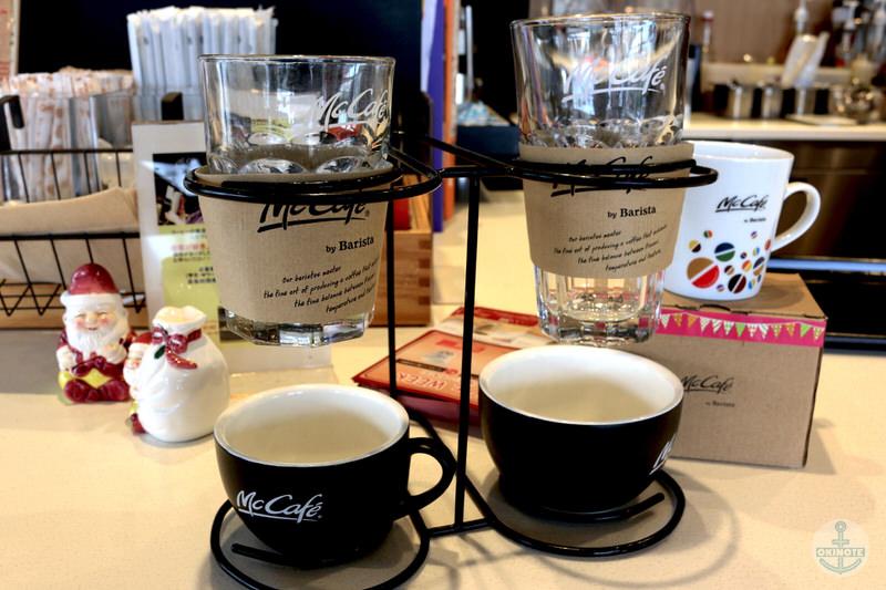 マックカフェ バイ バリスタのマグカップ