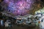 洞窟の中の不思議な空間。ガンガラーの谷の鍾乳洞カフェ『cave cafe』