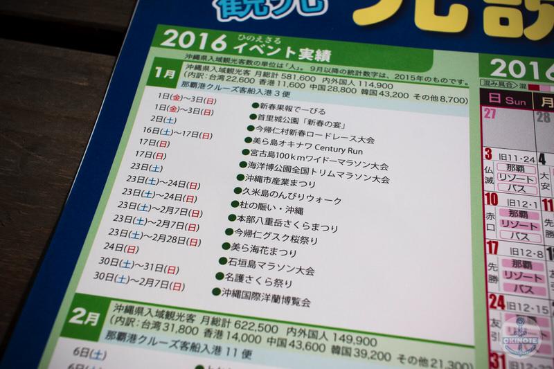 沖縄観光先読みカレンダーPRO