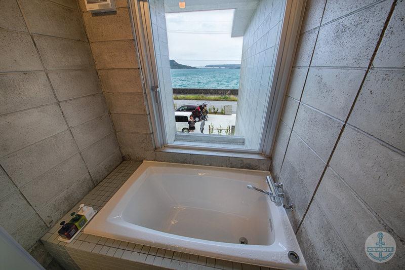 トリップショットヴィラズ・ハマヒガの浴室