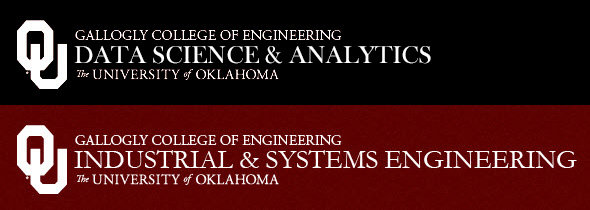 OU Industrial & Systems Engineering and Data Science & Analytics