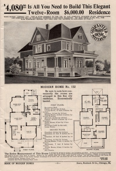 The Earliest Sears House, Maybe? Maybe Not. | Oklahoma ...