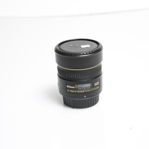 Nikon Lensa 10mm Fisheye