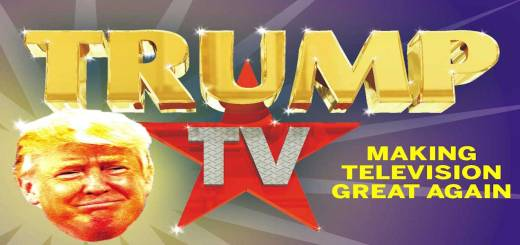 Does Trump for president = Trump TV?