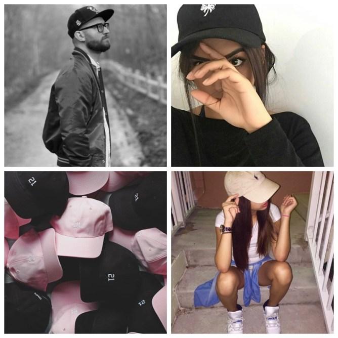 czapka z daszkiem 2