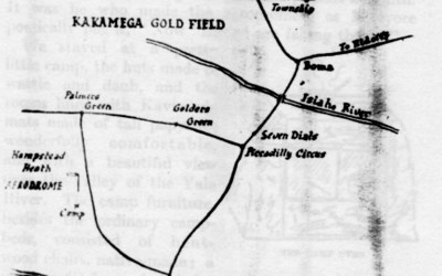 The Kakamega Goldfields