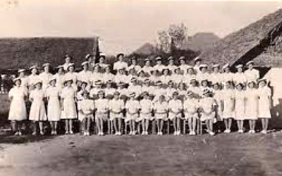 The Wrens in Mombasa in World War II