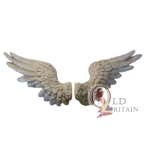 angel wings wall hanging