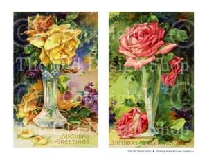 OldDesignShop_FloralBirthdayGreetingsLg