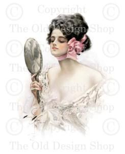 Harrison Fisher Vanity