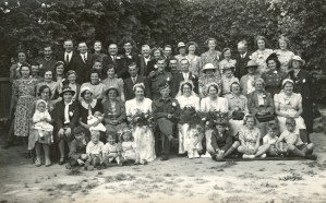 Fred and Daisy Wedding
