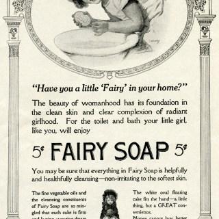 Fairy Soap Vintage Advertisement