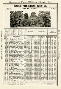 1906 almanac, important events 1906, old book page, herricks almanac, vintage printable