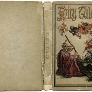 Free Vintage Image ~ Fairy Tales Book Cover