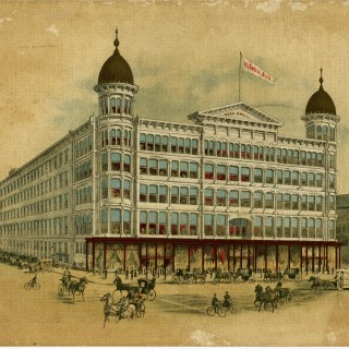 Free Vintage Image ~ H. O'Neill & Co. Building Catalogue Page