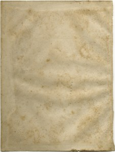 grunge texture paper, old book page, wrinkled stained endpaper, shabby vintage ephemera, aged digital graphic