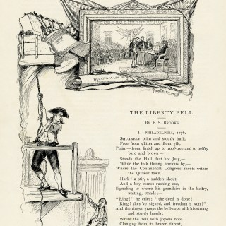 The Liberty Bell by E. S. Brooks