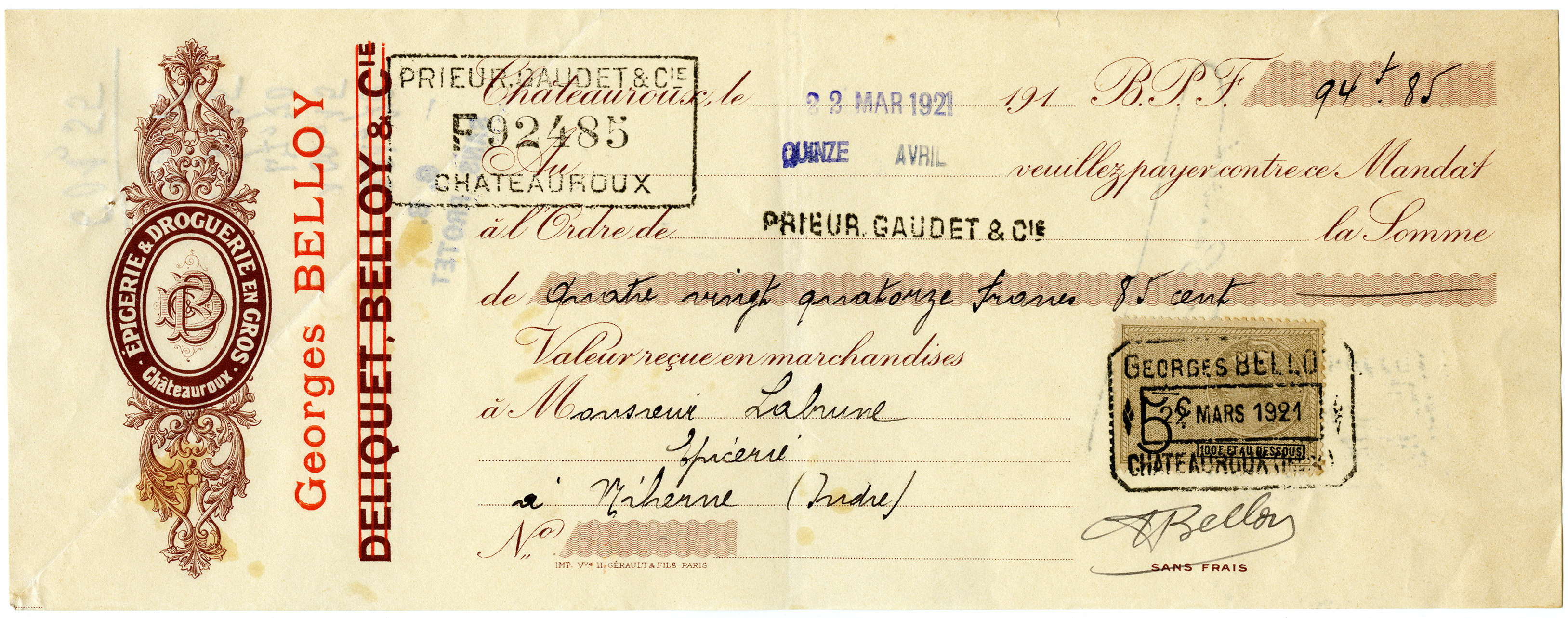 Vintage French Cheque Free Digital Graphic Old Design