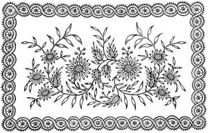 OldDesignShop_FloralDesignInFrame