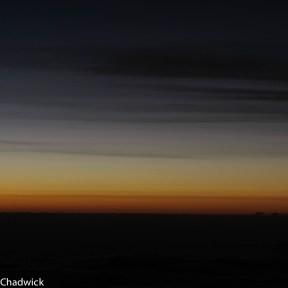 Somewhere over central Australia