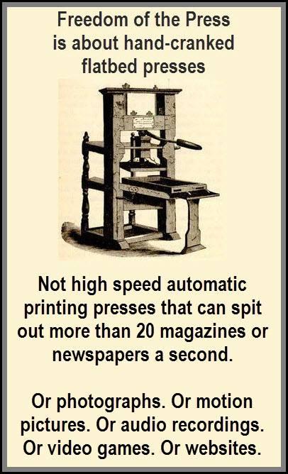 hand cranked press