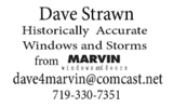 Dave Strawn Windows & Storms