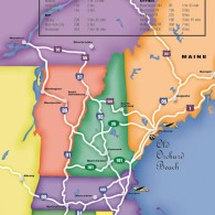 New england region map