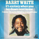 It's Ecstasy When You Lay Down Next To Me -barry white