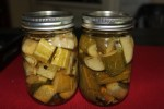 Crispy Dill Pickle Recipe -Low Temperature Processing