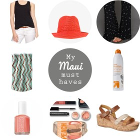 My Maui Must Haves