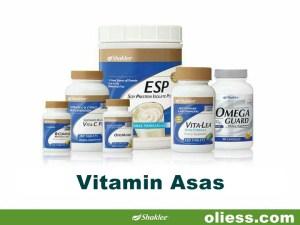 Vitamin Asas