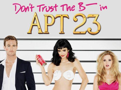 Don't Trust the B —- in Apartment 23 sur Netflix
