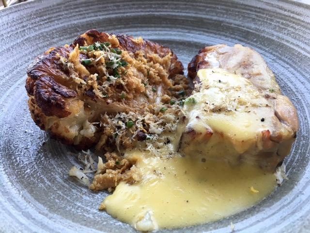 Chicken and Cauliflower
