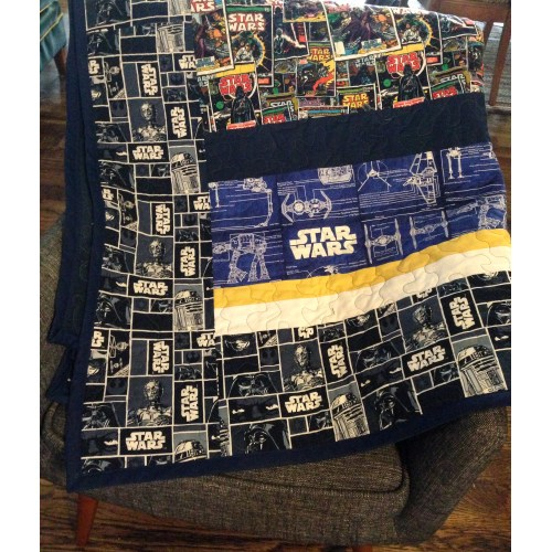 Medium Crop Of Star Wars Quilt