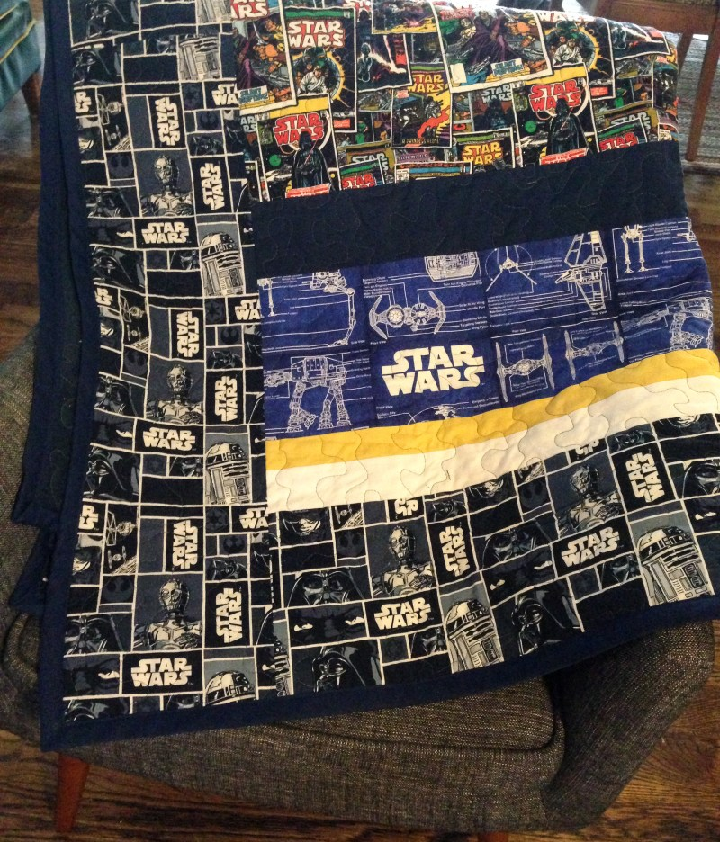 Large Of Star Wars Quilt